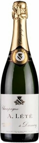 Champagne A Lete, Brut Carte d`Or 75cl